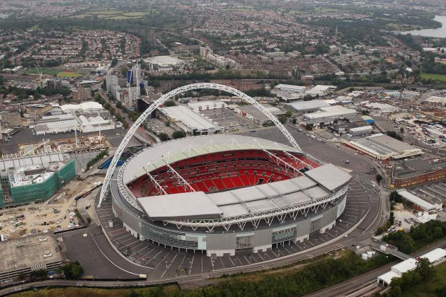 Celebrate Wembley's 90th Birthday in London This Weekend