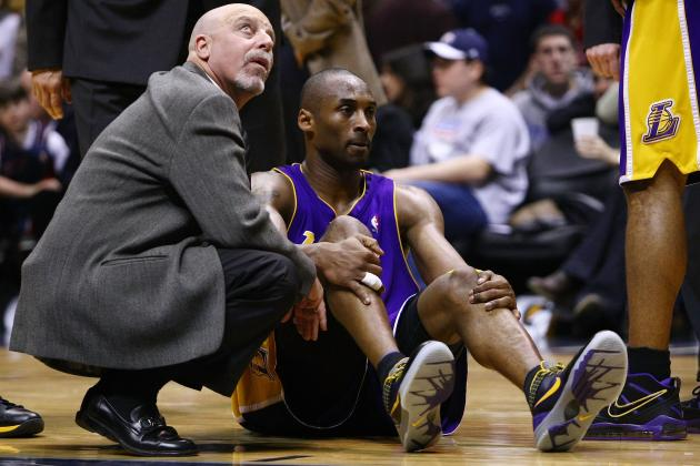 L.A. Lakers Injuries: It's Fair to Question Training Staff's Effectiveness