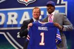 Bills Blew Smoke for Months, Wanted QB E.J. Manuel All Along