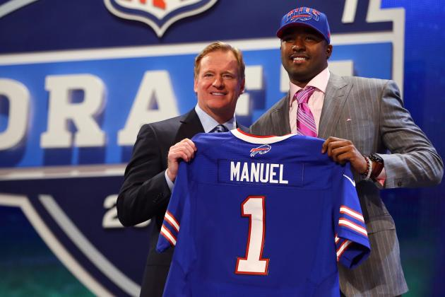 Bills Blew Smoke for Months, Wanted E.J. Manuel All Along