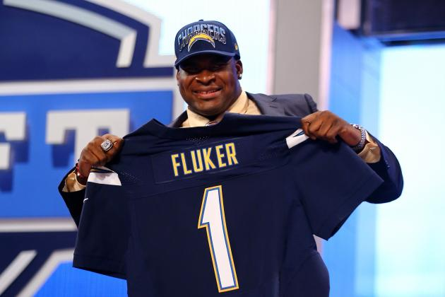 'I Had Nothing to Do with It,' New Charger Fluker Says of Controversial Tweet
