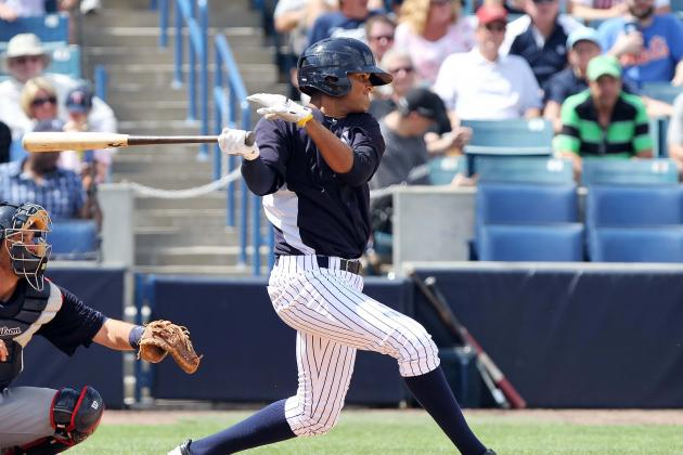 Yankees Top Prospect Arrested for DUI — Despite Not Being Legally Drunk