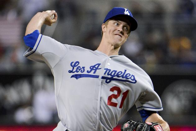 Zack Greinke to Begin Throwing Next Week? Wow.