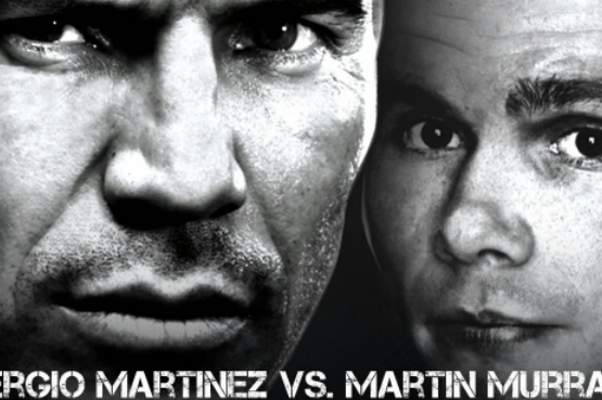 Sergio Martinez vs. Martin Murray Weigh-in