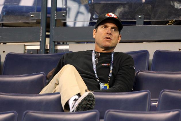 Harbaugh Has Familiarity with Reid