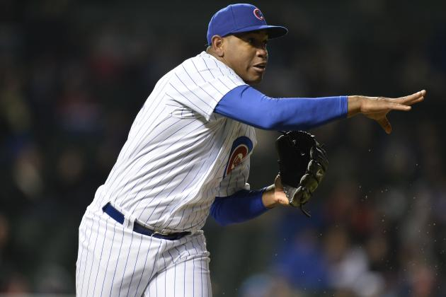 Closer or Not, Marmol Wants the Ball in the Ninth Inning