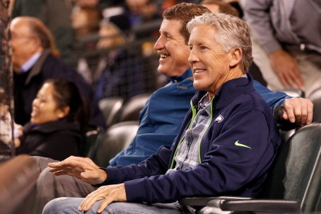 Seattle Seahawks Stay Quiet on First Day of NFL Draft