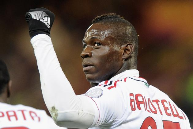 How Mario Balotelli Has Found Success so Quickly at AC Milan
