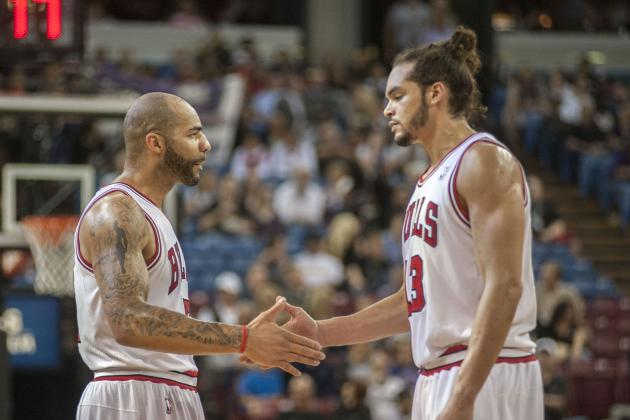 How Far Will Monster Defense Take Chicago Bulls in NBA Playoffs?