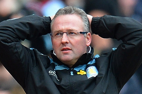 Paul Lambert Ready for Aston Villas Vital Monday Meeting with Sunderland