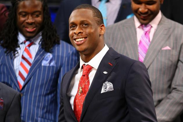 Report: Jets Will Look at Geno Smith in 2nd