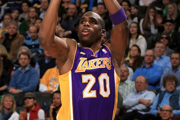 Jodie Meeks' MRI Shows Partial Ligament Tear in Left Ankle