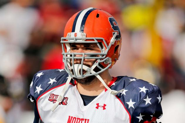 Justin Pugh Is the Anti-Manti Te'o