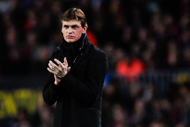 Tito Vilanova Fit and Able to Continue as Barcelona Coach