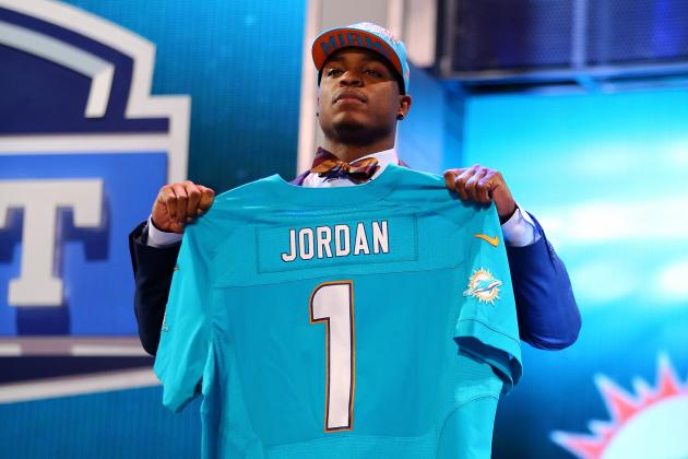 Dion Jordan Will Excel with Miami Dolphins After Becoming 3rd Overall Selection