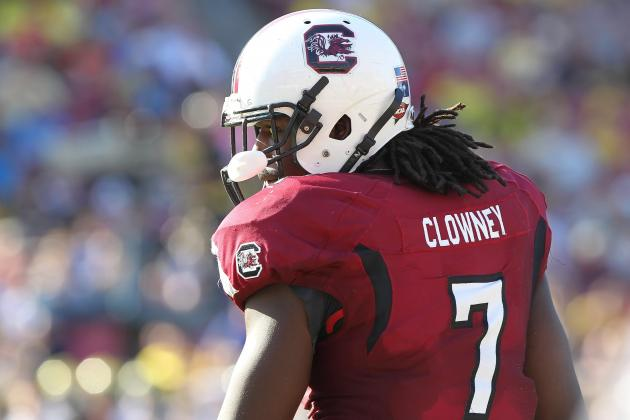 Forget 2013 NFL Draft, GMs Are Waiting on 2014 and No. 1 Pick Jadeveon Clowney