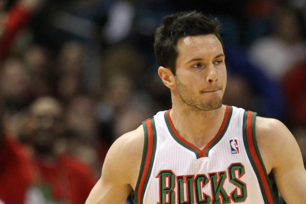 J.J. Redick Says He Hasn't Spoken to Coach Since Playoffs Started