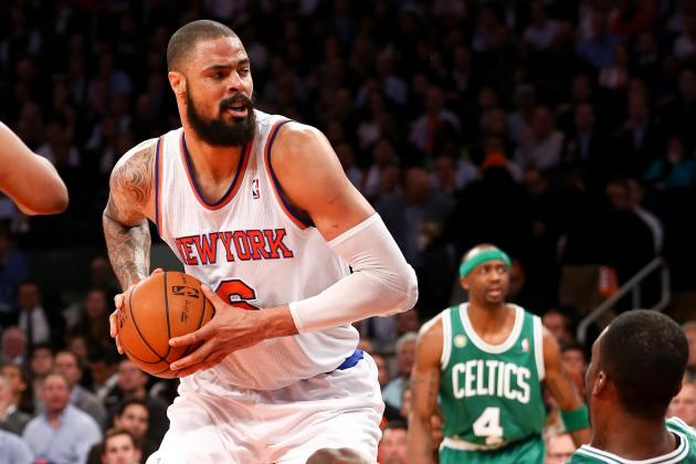 Knicks' Chandler Hunting for Mint Condition