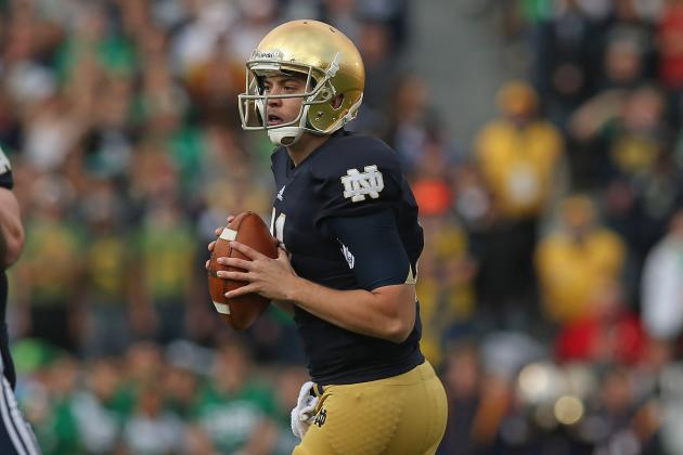 Rees Ready to Complete Complicated Legacy at Notre Dame
