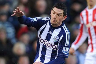 West Brom Midfielder Graham Dorrans Happy to Stay If Playing