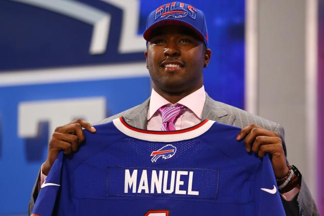 NFL Accidentally Called E.J. Manuel's Green Room Phone During Third Pick