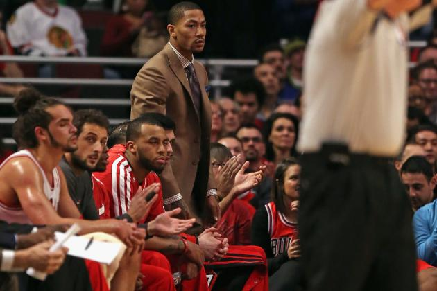 Derrick Rose Might Have Future in Coaching