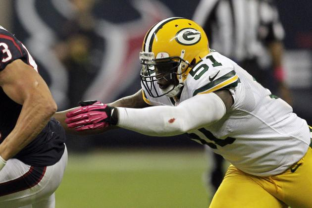 Chargers Add Former Packers' LB