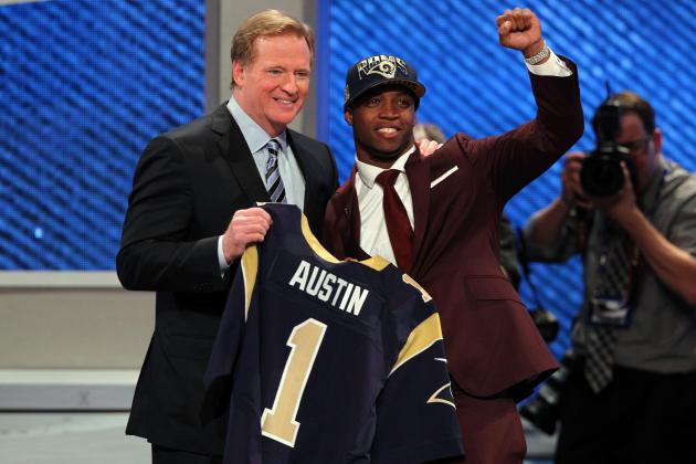 Experts Rave About Rams' Draft