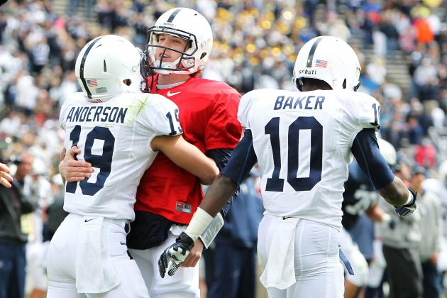 With Penn State's Blue-White Game Over, the Waiting Game Begins
