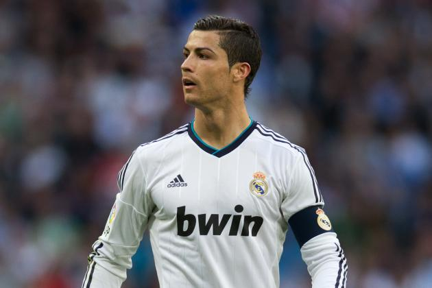 Ronaldo Ruled out of Madrid Derby