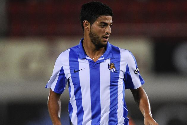 Vela Not Keen on Arsenal Return