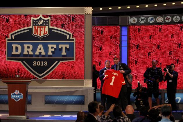 The Funniest Tweets from the NFL Draft