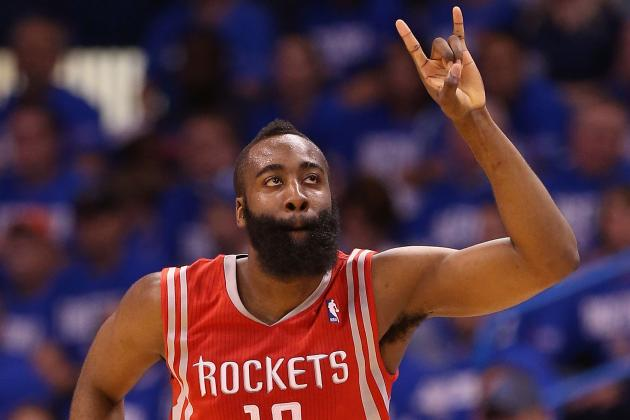 How OKC Did and Didn't Miss James Harden in Game 2