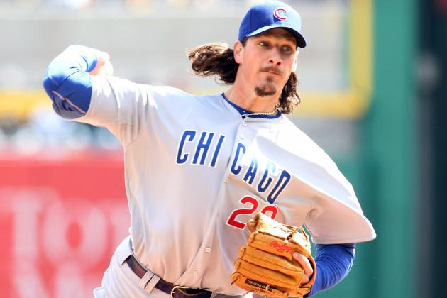 Tracing Jeff Samardzija's Path from 1st Round NFL Draft Talent to MLB Stardom