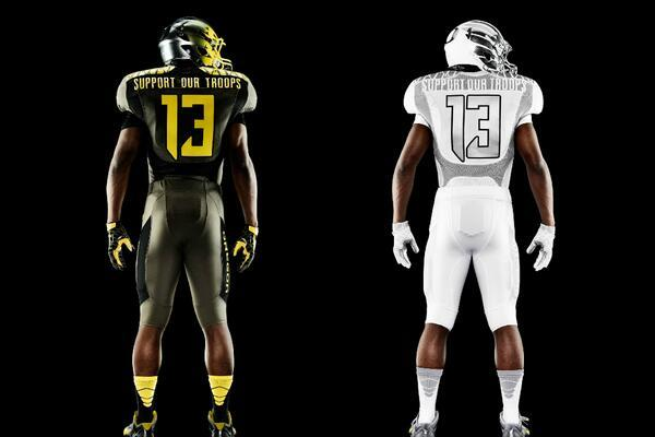 Ducks Unveils New Spring Game Unis