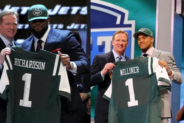 Jets Raise Hope with Dee Milliner, Then Dash It with Sheldon Richardson