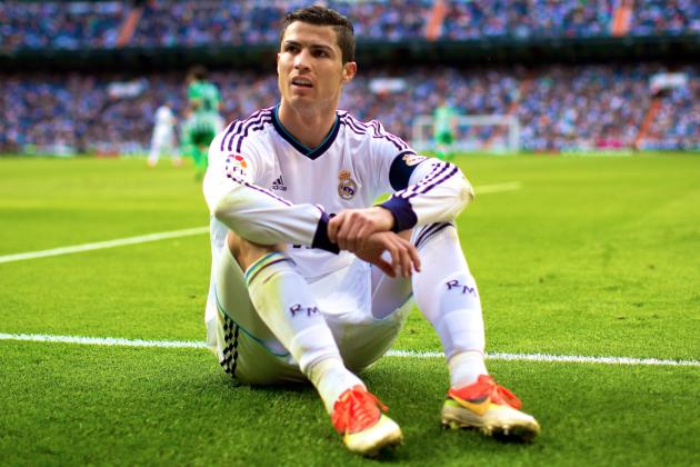 Cristiano Ronaldo Injury: Updates on Real Madrid Star's Thigh
