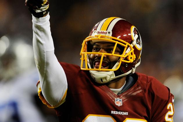 Redskins Restructure Wilson's Contract