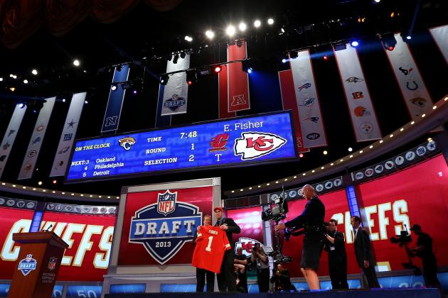 How Kansas City Decided on 1st-Overall Pick