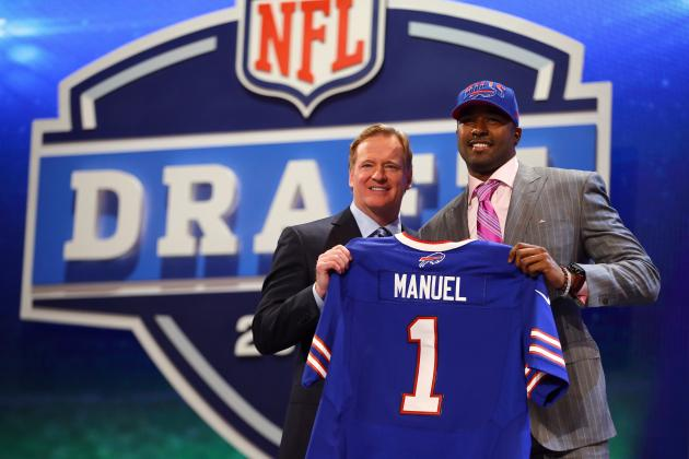 2013 NFL Draft Grades: Buffalo Bills, Teams That Can Still Turn It All Around