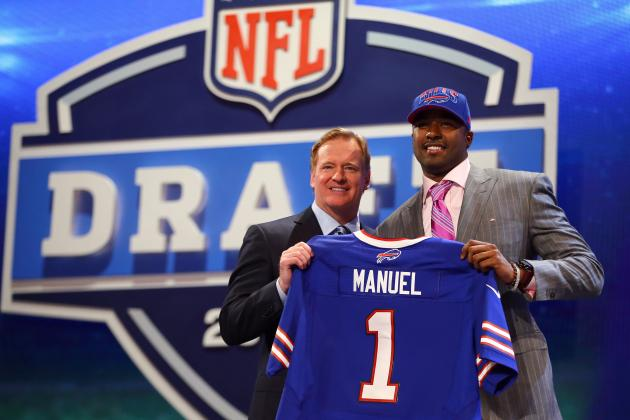 Projecting E.J. Manuel's Rookie Season with Buffalo Bills