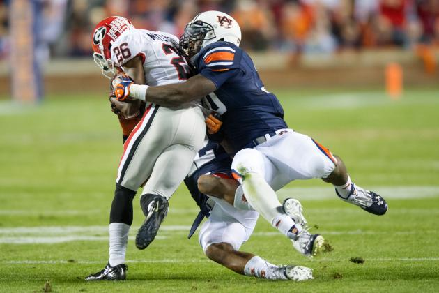 Auburn Safety Demetruce McNeal on Twitter: 'I'm Back!'