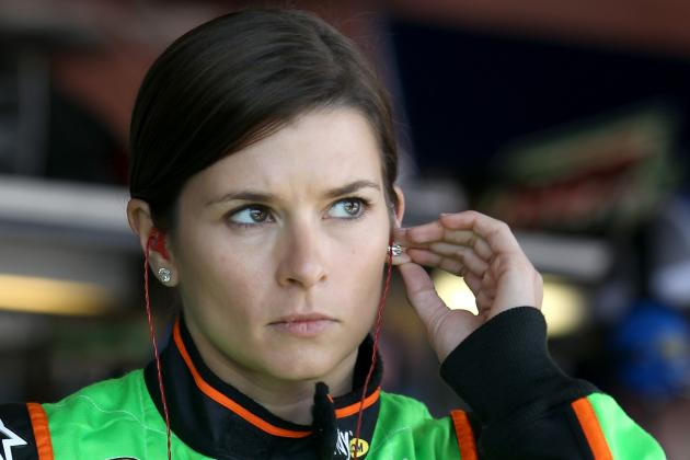 Danica's Competitive Fire Good to See
