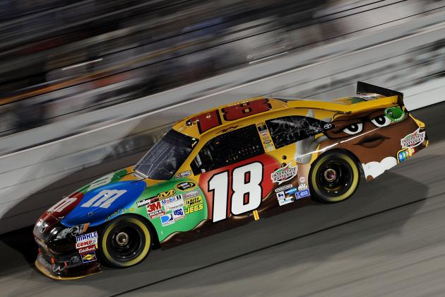 6 Amazing Stats for Richmond International Raceway