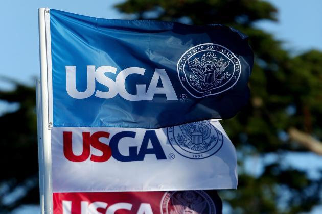 USGA Receives Record Number of U.S. Open Entries