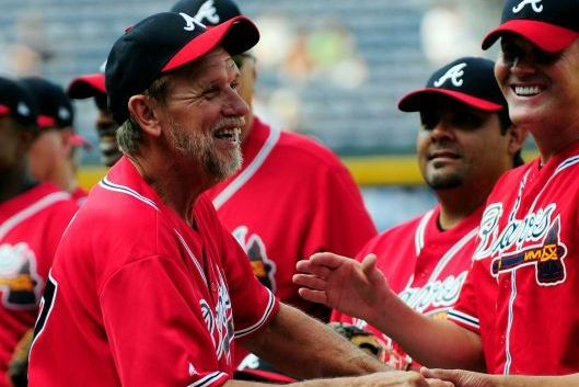 Former Braves Pitcher Rick Camp Dead at Age 60