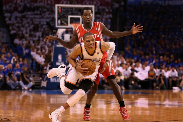 NBA Playoffs: Russell Westbrook's Injury Doesn't Kill Oklahoma City Thunder