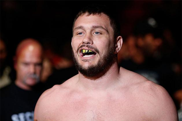 UFC's Matt Mitrione Slams 'Spoiled' Jon Jones: 'Fight Me at Heavyweight, Coward'