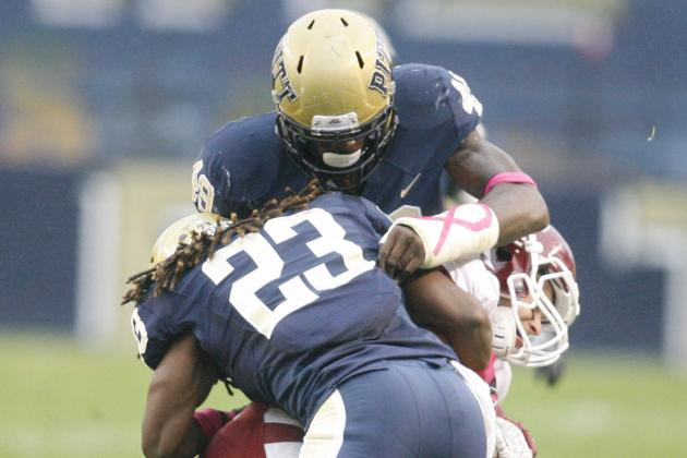 Pitt Football Players Detained in SWAT Drug Bust