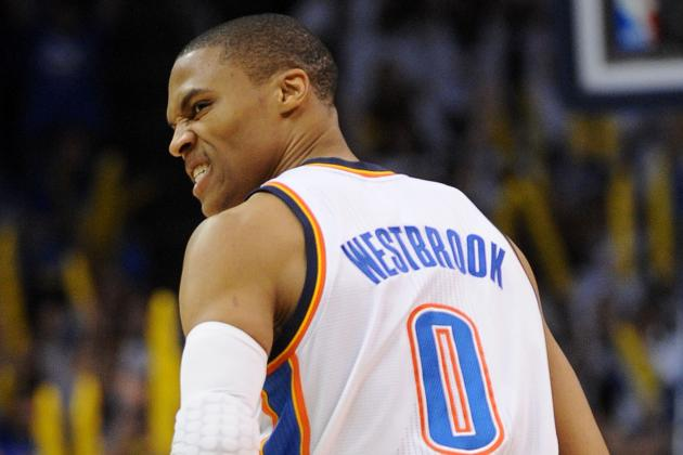 Russell Westbrook Injury: Does This Kill OKC Thunder's NBA Title Hopes?